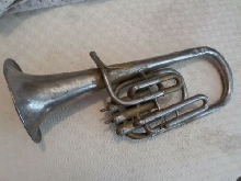 Ancienne trompette Sudre, Paris Antique Horn