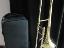 Trombone simple Tenor Jupiter 700Q - NEUF