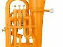 Cool Wind tuba sib CPB200 Orange