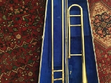 Martin Jazz Trombone 1970s Vintage Trombone Great Condition