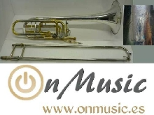 Trombon Bajo Bach Stradivarius 50 Corporation