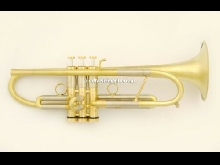 Monette tromba sib Prana 1 Raw Brass