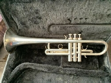 Schilke C5L trumpet made in USA +  case