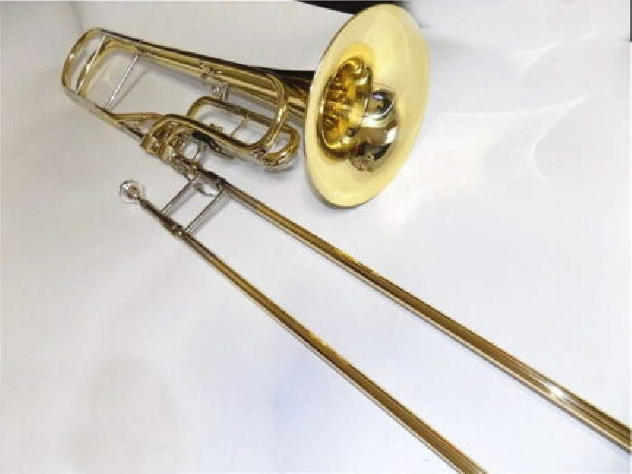 Contrabass Trombone key of F with D/Bb valves O?Malley Contra bass