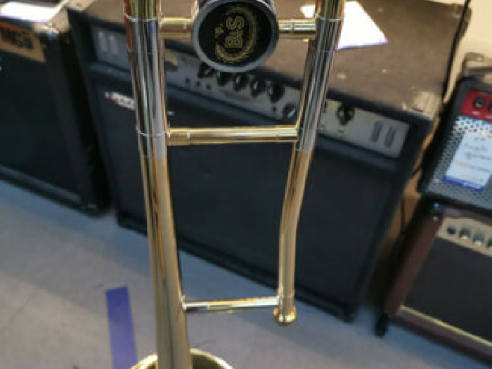 trombone b&s ms1 mint condition