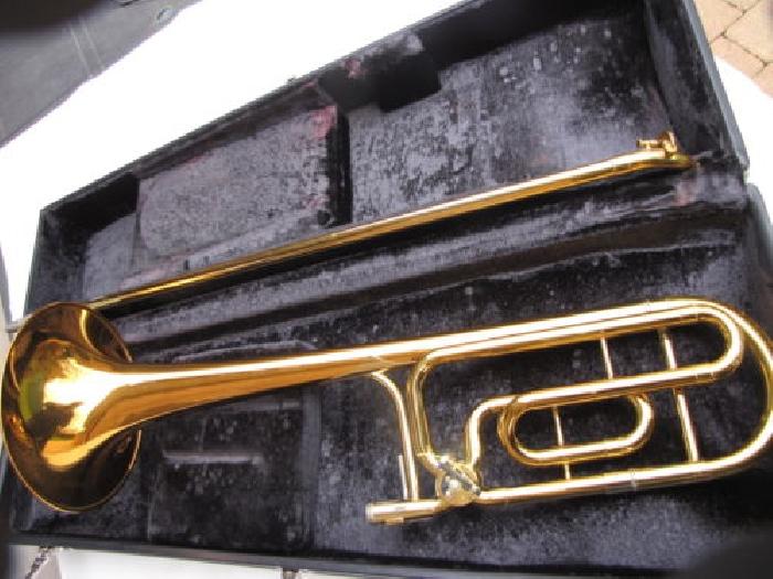 Trombone King 2104 F Legend 4B PRO complet - Posaune