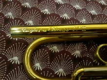 Andy TAYLOR TRUMPET Chicago ll Like New
